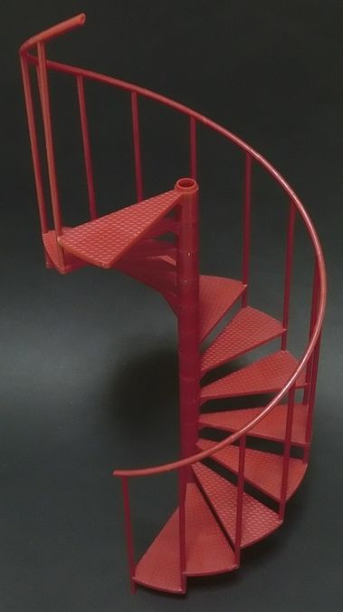 1/12 Spiral Staircase (No Base) | Toy | at Mighty Ape NZ