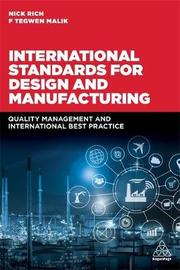International Standards for Design and Manufacturing by Nick Rich