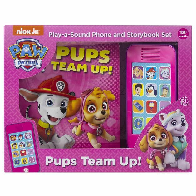 PAW Patrol - Pups Team Up!