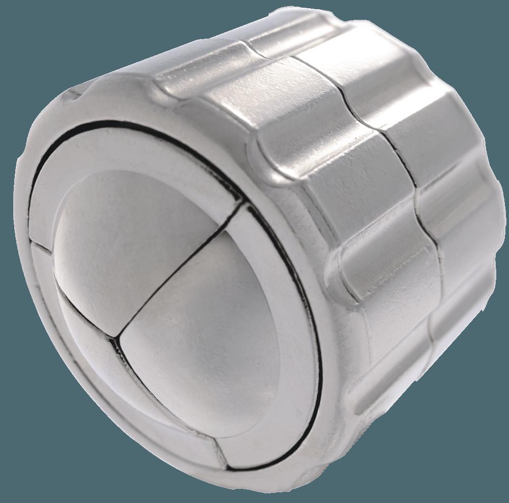 Huzzle: Cast Cylinder Puzzle image