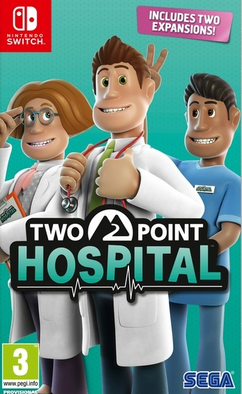 Two Point Hospital for Switch