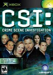 CSI: Crime Scene Investigation for Xbox