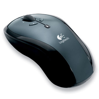 Logitech LX7 Cordless Optical Mouse image