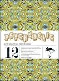 Psychedelic: Gift Wrapping Paper Book Vol. 7 by Pepin Van Roojen