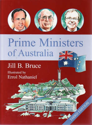 Prime Ministers of Australia by Jill B Bruce