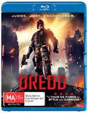 Dredd on Blu-ray