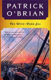 The Wine-Dark Sea by Patrick O'Brian image