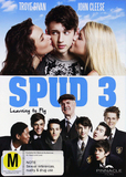 Spud 3: Learning to Fly DVD