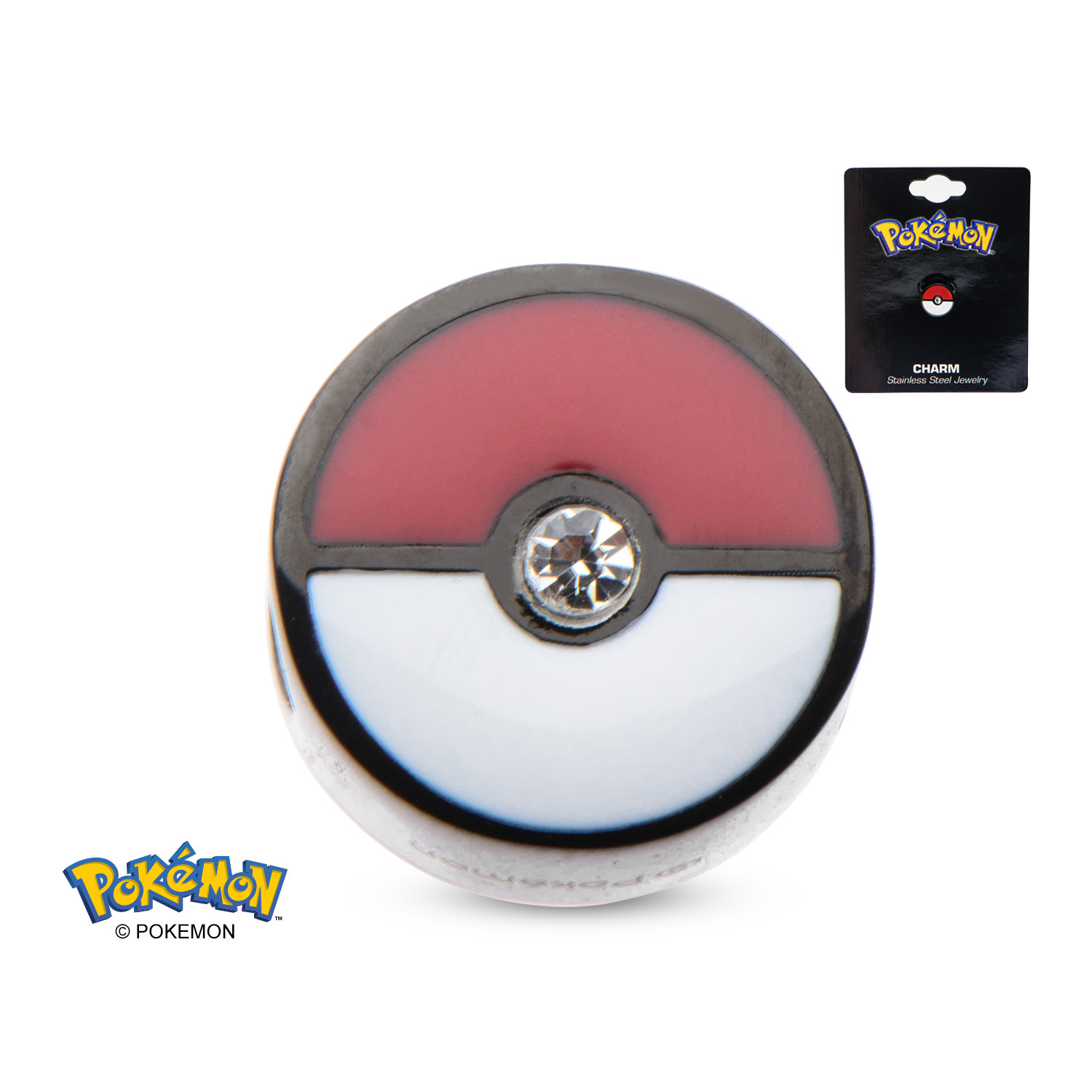 Pokemon Pokeball Charm image
