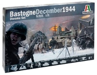 Italeri: 1:72 Bastogne (December 1944) - Diorama Set