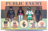 Public Enemy - Action Figure Set