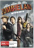 Zombieland on DVD