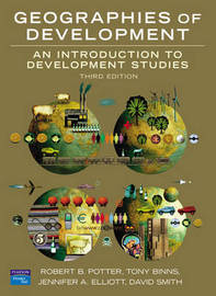 Geographies of Development: An Introduction to Development Studies by Tony Binns image