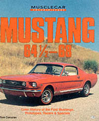 Mustang '64 1/2 '68 by Tom Corcoran image