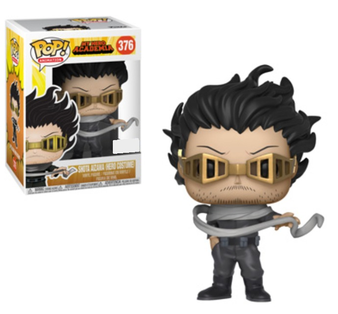 My Hero Academia - Shota Aizawa (Hero Costume) Pop! Vinyl Figure image