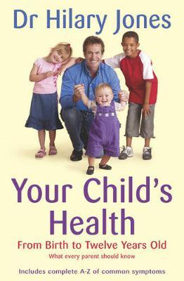 Your Child's Health by Hilary Jones image