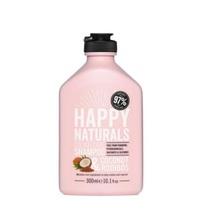Happy Naturals: Colour Care Shampoo - Coconut & Roobis (300ml)