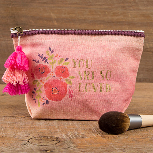 Natural Life: Canvas Pouch - You Are So Loved image