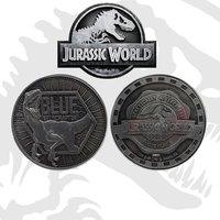 "Jurassic World: Collectible Coin - ""Blue"""
