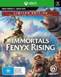 Immortals: Fenyx Rising Limited Edition for Xbox One
