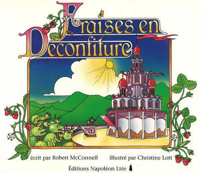 Fraises en Deconfiture by Robert McConnell image