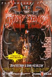 Crusty Demons  Of Dirt on DVD