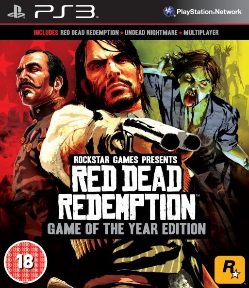Red Dead Redemption: Game of the Year Edition (PS3 Essentials) for PS3 image