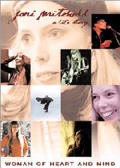 Joni Mitchell - Woman Of Heart & Mind on DVD
