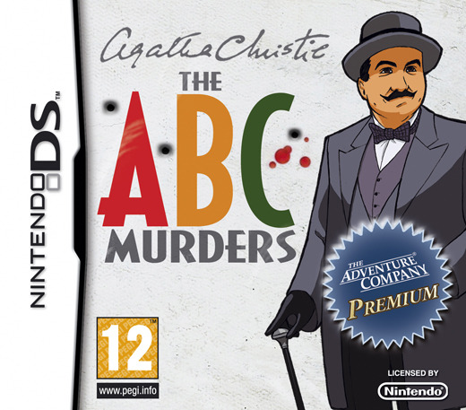 Agatha Christie: The ABC Murders for Nintendo DS