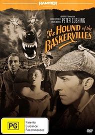 Hammer Horror - Hound Of The Baskervilles on DVD