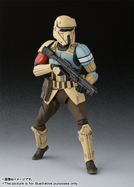 Star Wars: S.H.Figuarts - Shoretrooper Figure