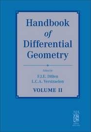 Handbook of Differential Geometry by Franki Dillen