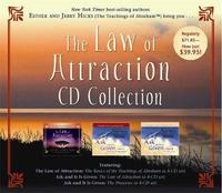 The Law of Attraction CD Collection by Esther Hicks