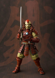 Marvel: Manga Realization Iron Samurai (Mark III) Action Figure