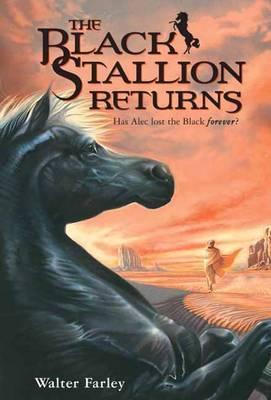 The Black Stallion Returns by Walter Farley image