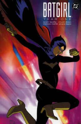 Batgirl by Scott Beatty