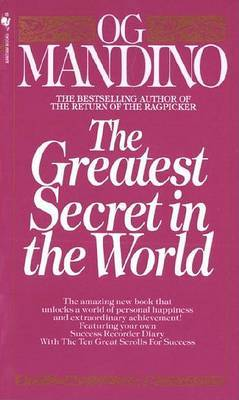 Greatest Secret In The World by Og Mandino image