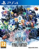 World of Final Fantasy for PS4