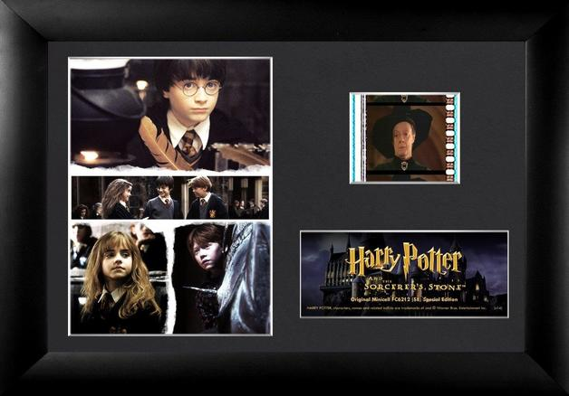 FilmCells: Mini-Cell Frame - Harry Potter (Sorcerer's Stone - S8)