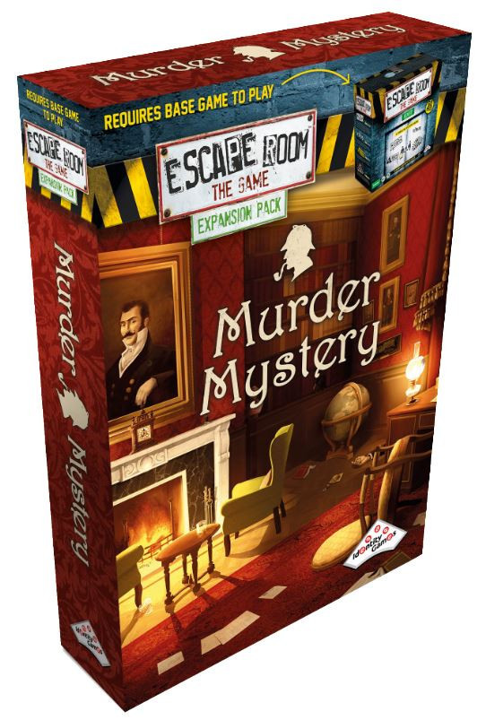 Escape Room: The Game - Murder Mystery Expansion image