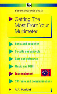 Getting the Most from Your Multimeter by R.A. Penfold image