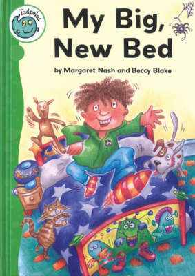 My Big, New Bed by Margaret Nash image