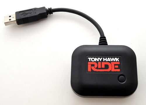 Tony Hawk Ride Controller Receiver for PS3 image