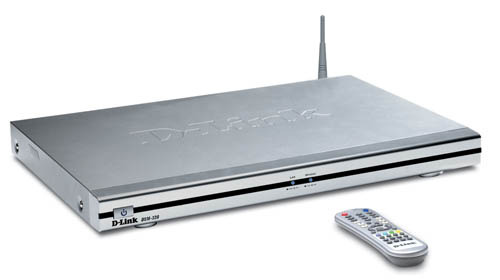 D-Link Wireless Media Player DSM-320