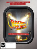 Back to The Future - Flux Capacitor Box Set on Blu-ray