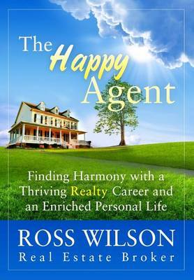 The Happy Agent by Ross Wilson image