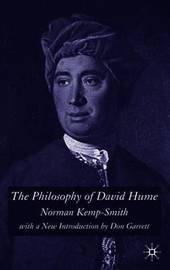 The Philosophy of David Hume by Norman Kemp Smith