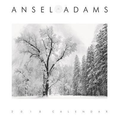 Ansel Adams 2018 Engagement Calendar by Ansel Adams