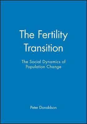 The Fertility Transition by Peter Donaldson image