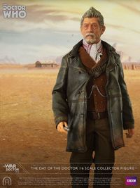 "Doctor Who - 12"" War Doctor Articulated Figure"